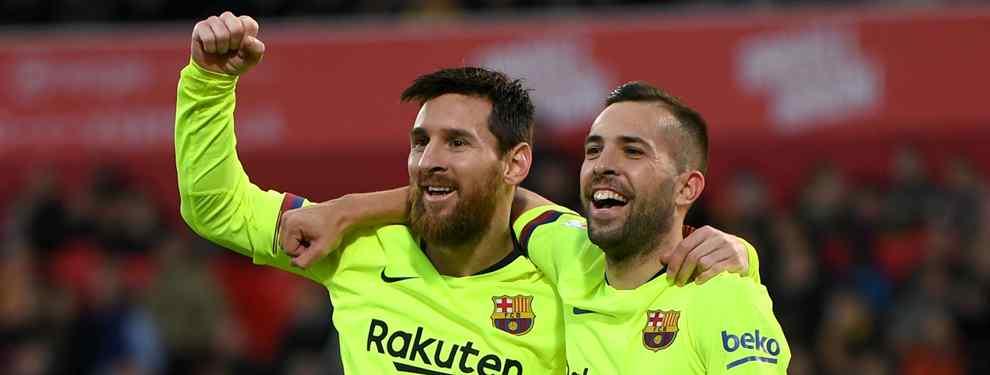 La llamada de Messi para quitarle un fichaje al Real Madrid de Florentino Pérez (y traerlo al Barça)