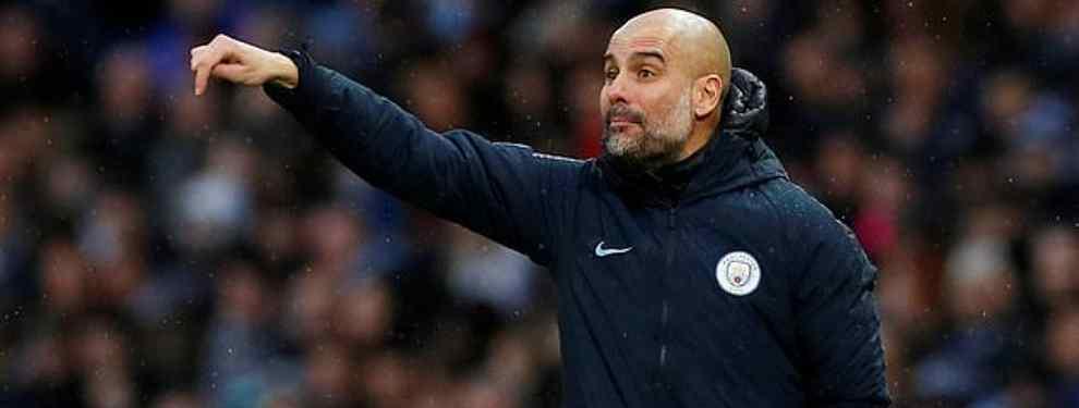 Pep Guardiola no da puntada sin hilo. El técnico del Manchester City sigue si digerir al fuga de una de sus promesas, Brahim Díaz, al Real Madrid.  El catalán no pierde oportunidad para pasar factura a los blancos