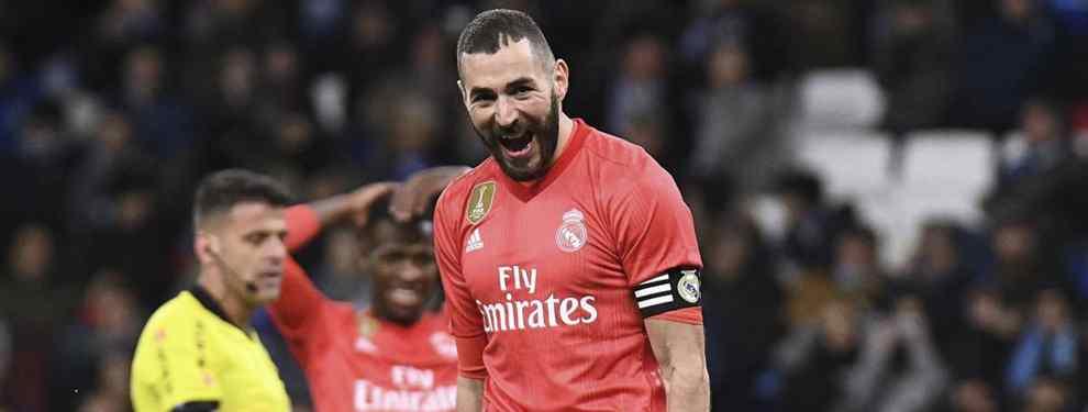 Quieren a Benzema: la negociación sorpresa (y la oferta inesperada) a Florentino Pérez