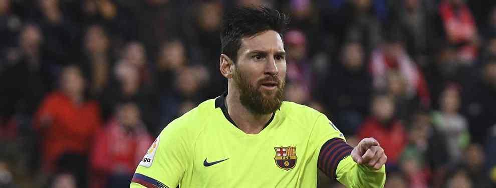 Messi ha dictado sentencia. El astro argentino, ejerciendo de 'capo' del Barça ha ordenado paralizar cualquier negociación que existiera para incorporar a Juan Mata.