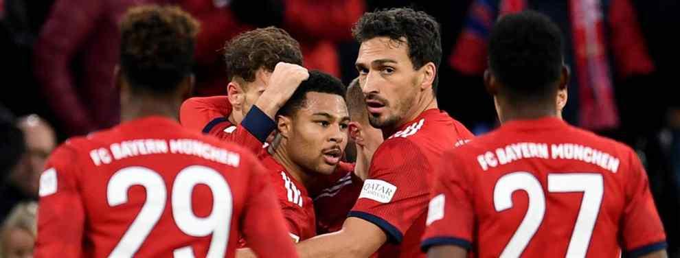 El Bayern de Múnich llama a la puerta. El combinado bávaro no pierde de vista a varios cracks del Real Madrid, con la intención de incorporarlos a sus filas. ¿Ejemplo? Achraf Hakimi.
