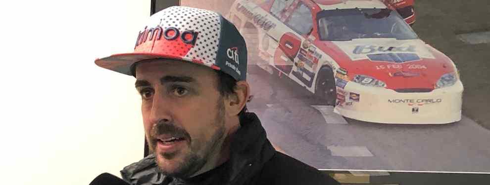 La oferta que Fernando Alonso (y no es de la F1) tiene sobre la mesa para 2020