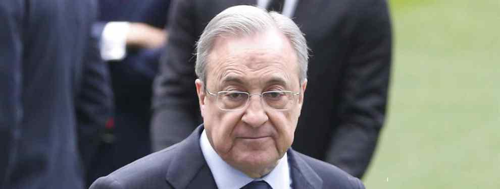 Florentino Pérez tiene un nuevo crack: el fichaje que desata las risas en el vestuario del Barça