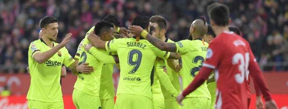 Denis Suárez dice adiós. El futbolista del Barça ha puesto punto y final a su etapa en el Camp Nou para marcharse al Arsenal, donde le garantizas más oportunidades y más protagonismo.