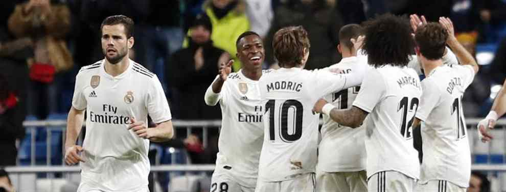 El futuro de Luka Jovic apunta al Real Madrid. El delantero serbio, que también está en la agenda del Barça, ya tiene un preacuerdo con Florentino Pérez para junio.
