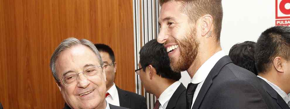 Ramos y Florentino se lo cargan: el sustituto de Solari que se cae de la lista (y no es Mourinho)