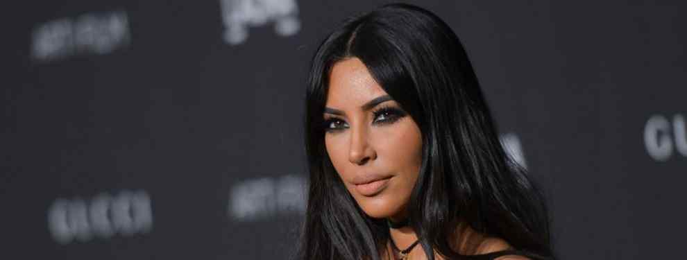 El escandaloso top transparente de Kim Kardashian que pone patas arriba Instagram
