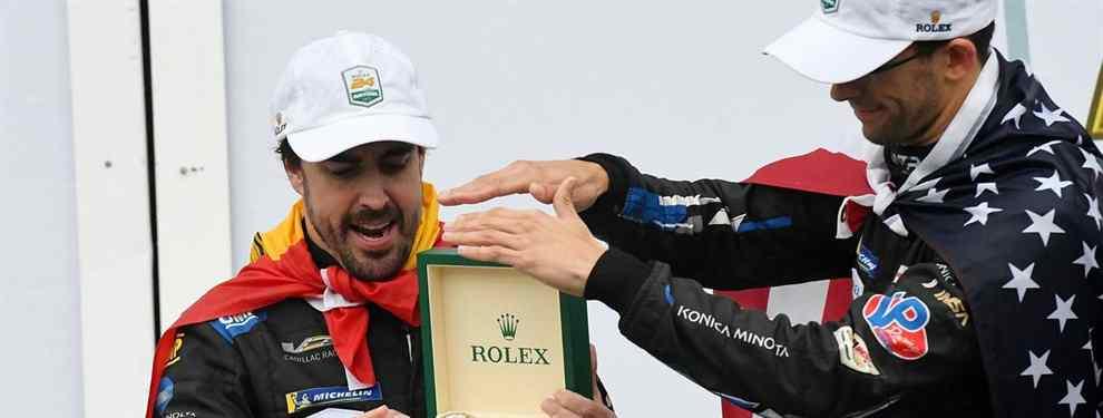 Fernando Alonso es hombre para todo. Tras salir de la F1 por la puerta de atrás, el español intenta sobresalir en el WEC y demás pruebas que va encontrando para seguir en candelero.