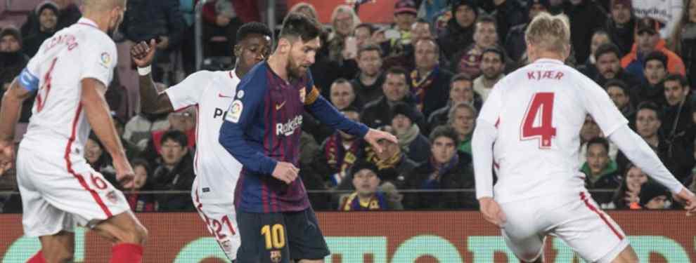 Hubo gesta heroica. El Barça ha sido capaz de remontar la eliminatoria contra el Sevilla y estará en semifinales de Copa del Rey, donde ya espera rival, que puede ser Valencia, Betis o Real Madrid.