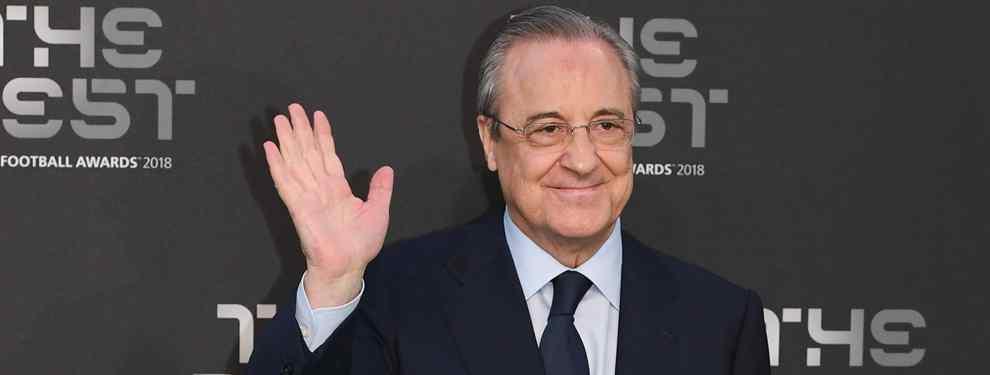 Florentino Pérez ya tiene el primer fichaje veraniego del Real Madrid. El presidente ha dejado claro que Achraf Hakimi regresará a la disciplina blanca tras su préstamo al Borussia Dortmund.