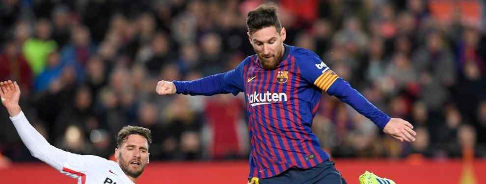 Palo para Messi: la operación del Barça que se rompe en las últimas 24 horas (y es con una estrella)