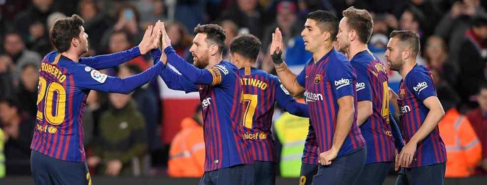 Portazo a Messi: el ídolo del Barça que se va en junio (y no lo para ni Suárez, ni Piqué, ni nadie)