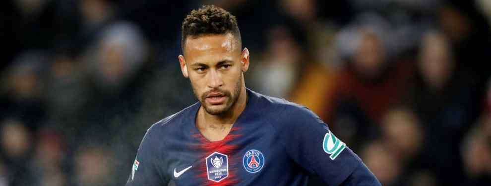 Lo quieren. Y Neymar quiere salir.  El Real Madrid no es la única novia que ronda a la estrella brasileña