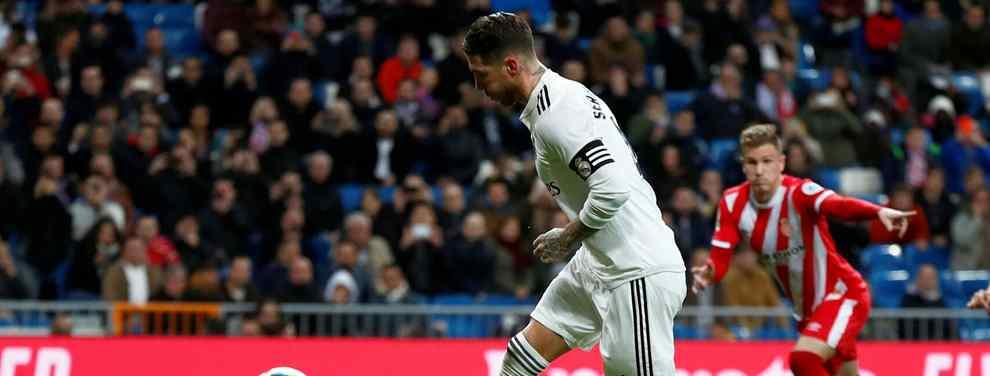 Neymar no gusta. La mala fama del brasileño llega alta y clara al vestuario del Real Madrid y, en especial, a un Sergio Ramos que maneja informes demoledores de los internacional del Barça.