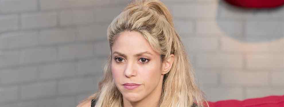 """La foto de Shakira (""""¡Eres una cochina!"""") que desata críticas salvajes (y lía la de Dios en España)"""