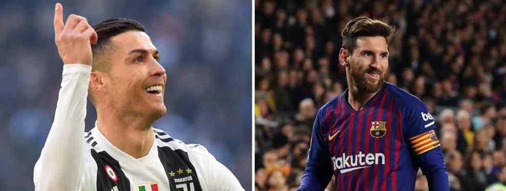 Messi ya sabe que estrella del Barça jugará con Cristiano Ronaldo en la Juventus