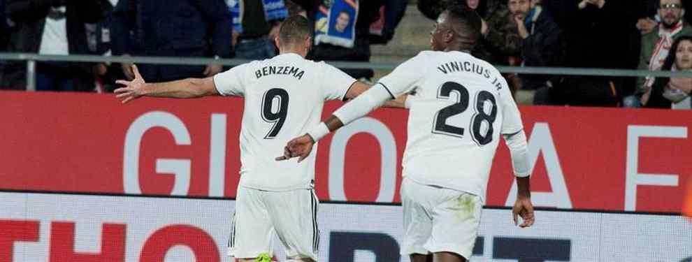 La operación de Florentino: Benzema y 120 millones. El fichaje que Sergio Ramos no quiere en Madrid