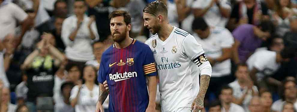 Messi dinamita el Clásico. Como se esperaba, habrá un Barça-Real Madrid en las semifinales de la Copa del Rey, con la ida en el Camp Nou y el partido decisivo en el Santiago Bernabéu.