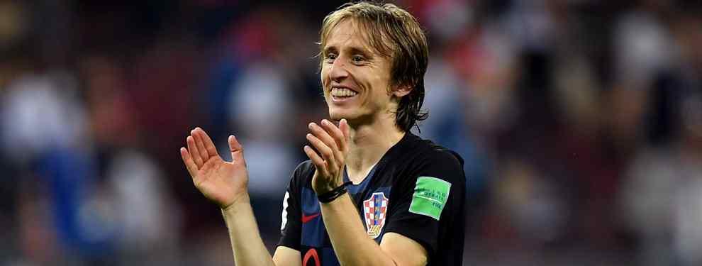 El Inter de Milán irá a por un crack del Barça si se le escapa Modric (Messi no quiere que se vaya)