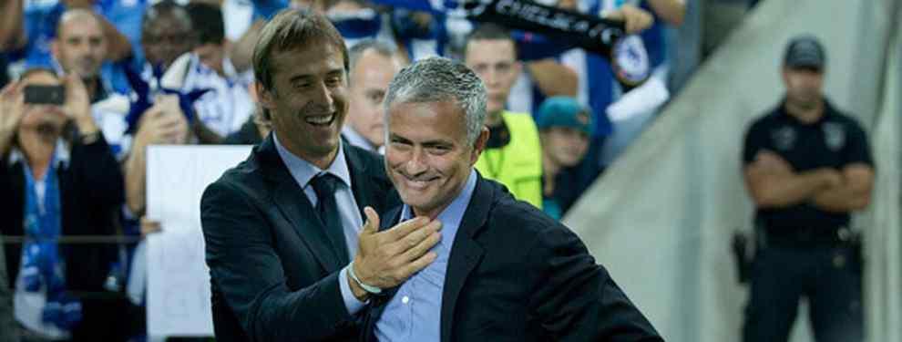 Mourinho y Lopetegui pelearán por el mismo banquillo (es de Champions y tiene opciones de ganarla)
