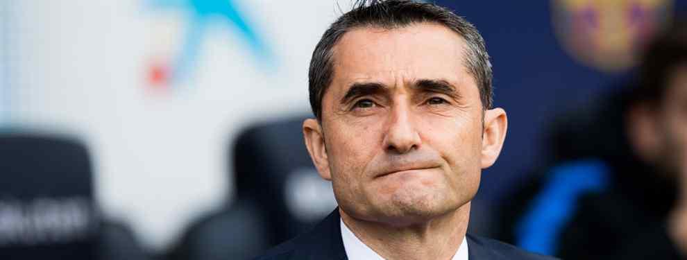 El entrenador que Messi y Piqué piden para cargarse a Valverde a final de temporada