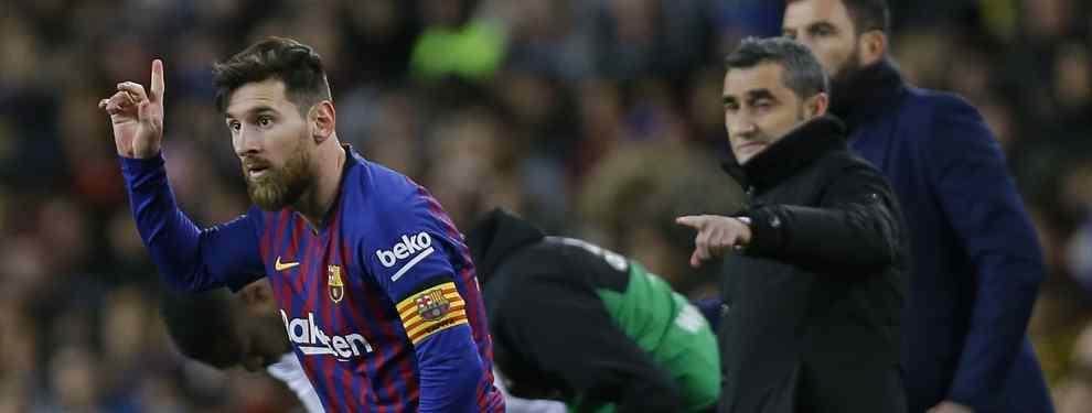 El crack español que tienta el Barça para el año próximo (y Messi lo ha pedido)