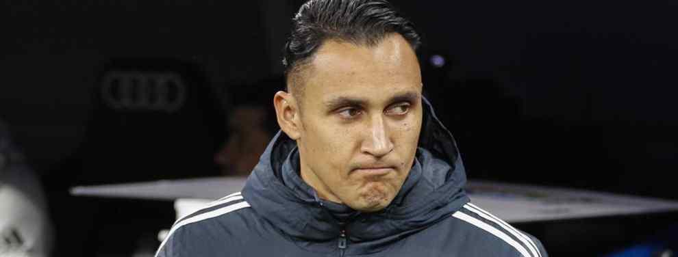 Keylor Navas no pudo buscar una salida en el mercado de invierno, debido a que las propuestas que tenía, no llenaban las expectativas del club y tampoco del jugador.