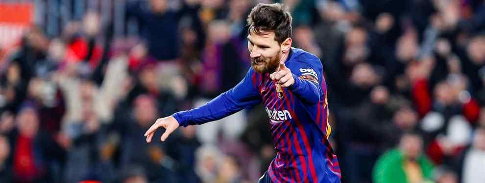 Locura en el Camp Nou. El Barça ha recibido una oferta de escándalo en las últimas horas por un peso pesado: Marc-André Ter Stegen, pieza clave para Valverde y para Messi.