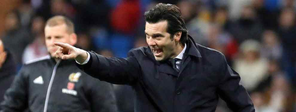 Florentino Pérez quiere a un entrenador de renombre para el Real Madrid 2019-2020. A pesar de que Solari le esté dejando un buen sabor de boca, cree que no es el indicado para el cargo.