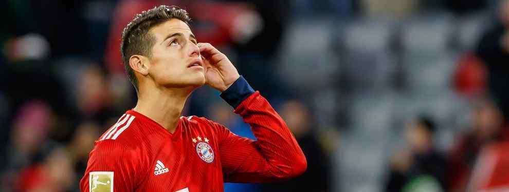 El Bayern de Múnich pone a dieta a James Rodríguez (y es una salvajada): Ojo a las 13 obligaciones