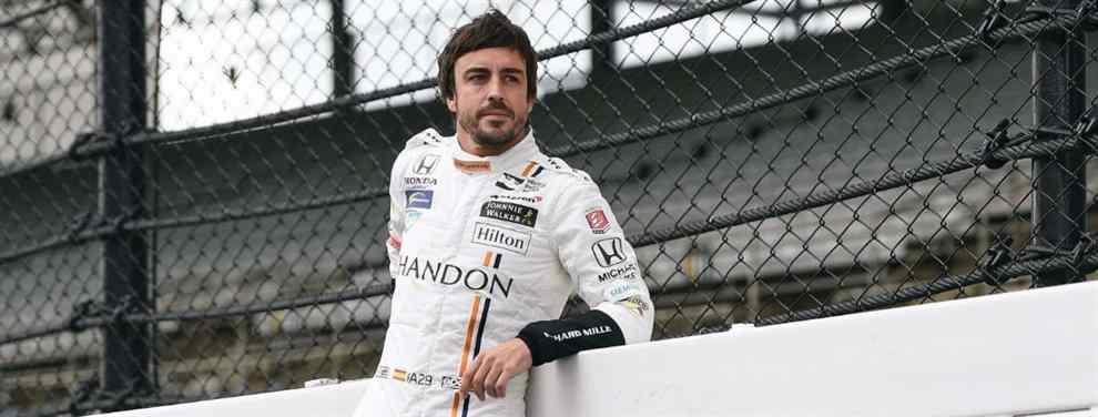 Fernando Alonso no lleva bien no ser el centro de atención.  Ganar en resistencia no tiene nada que ver con ser el mejor en la F1.