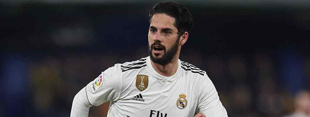 Isco Alarcón tiene mala fama.  Los desaires y desplantes del español en el Real Madrid y en la Roja no son cosa de hoy.