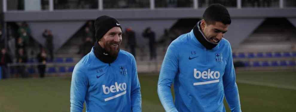 Deja tirado a Messi, Suárez y Valverde: el crack del Barça que tiene un acuerdo para jugar en Italia