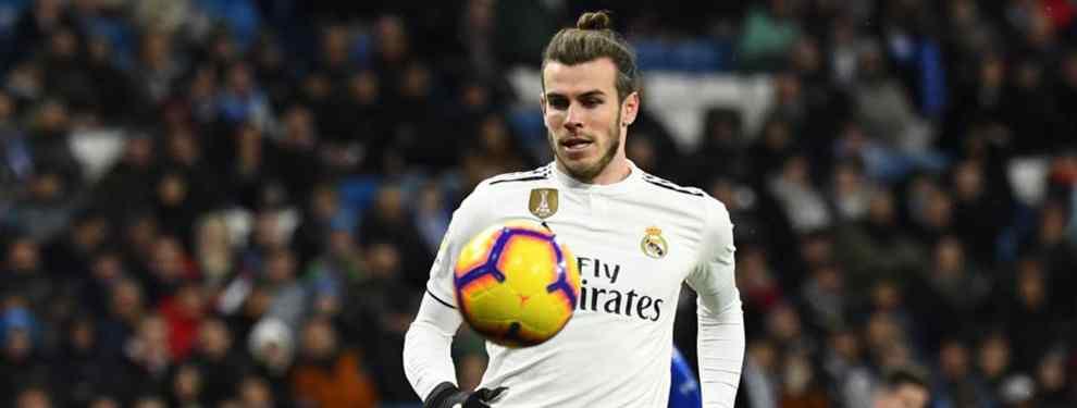 Chiste. Gareth Bale se ha convertido en un problema en mayúsculas en el Real Madrid.  Florentino Pérez pide a Solari que alinee al galés de aquí a final de temporada cuanto más, mejor, para recuperar un caché en caída libre.