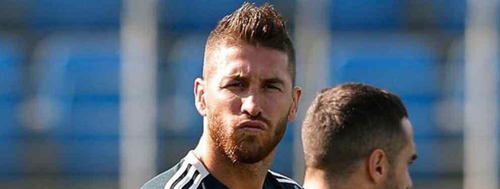 Sergio Ramos señala al responsable de que el Real Madrid no ganara al Barça (y vas a alucinar)