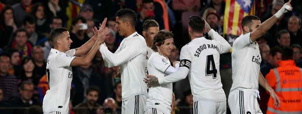 Quiere jugar en el Real Madrid. Llama a Florentino Pérez (y pasa del Barça de Messi)