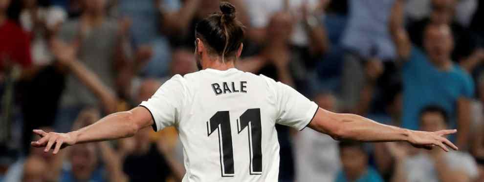Bale y 130 millones. La oferta a Florentino Pérez que pone patas arriba el Real Madrid