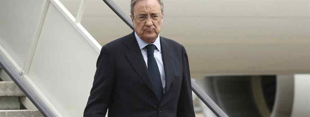 Portazo al Madrid: el crack que rechaza una oferta de Florentino (y se va a otro equipo español)