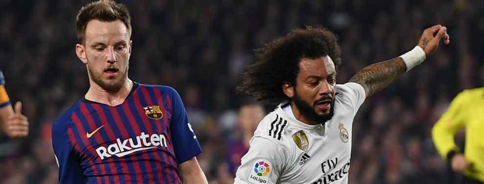 Oferta millonaria para quitarle el fichaje del nuevo Marcelo al Real Madrid