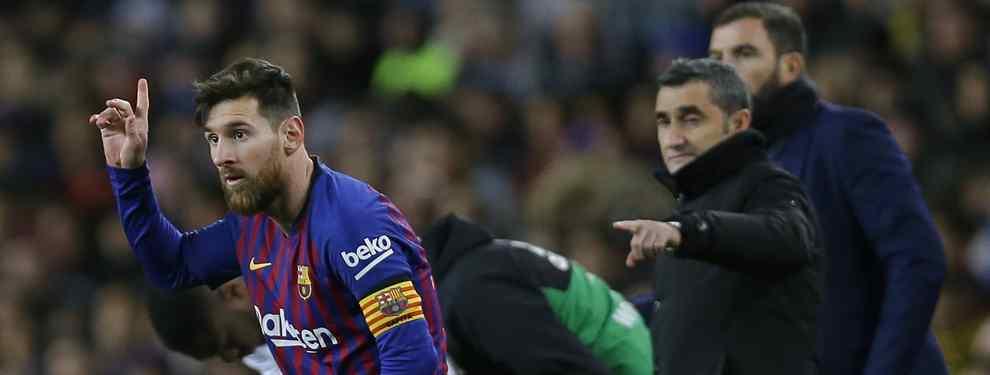 El casting del Barça para sustituir a Messi (cuando se retire) tiene cinco finalistas