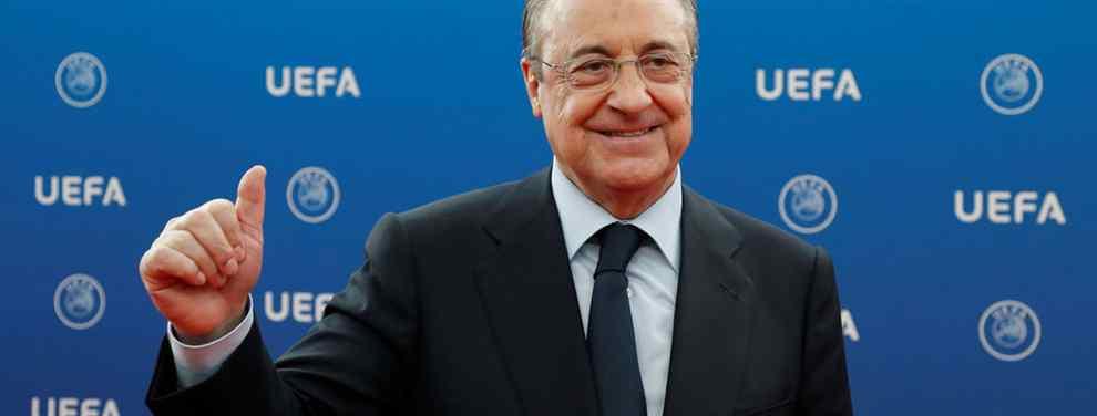 No al Madrid (de momento): Rechazó a Florentino en enero y se pone cláusula para llegar en verano