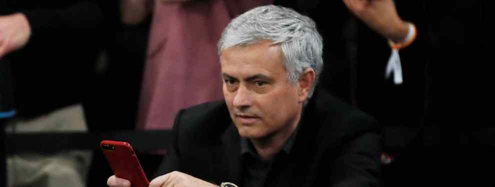 Los tres fichajes que le pide Mourinho al Inter para volver a Italia (uno es colombiano)