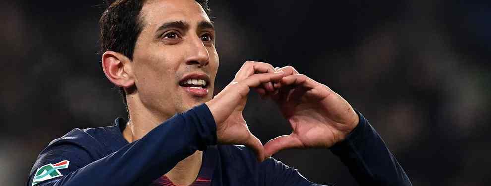 Florentino Pérez buscando la forma de tener ojos en los grandes clubes, se ha caracterizado por mantener buena relación con muchos de los jugadores que terminan saliendo del equipo blanco.