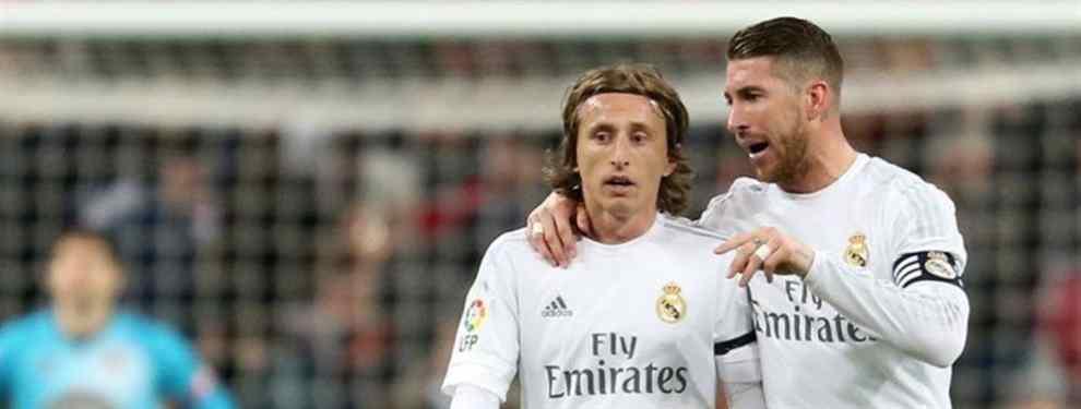 El crack argentino que ofrecen al Real Madrid y Sergio Ramos y Modric quieren para el año próximo