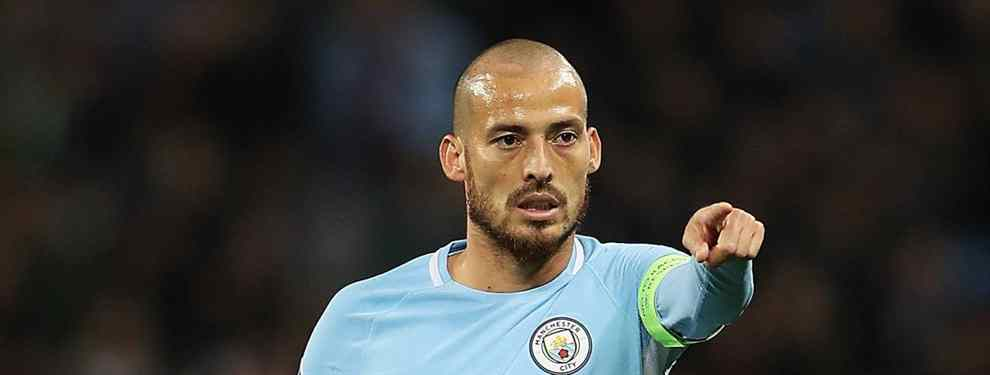 El crack español que David Silva le ha pedido a Pep Guardiola para el City (y es del Real Madrid)