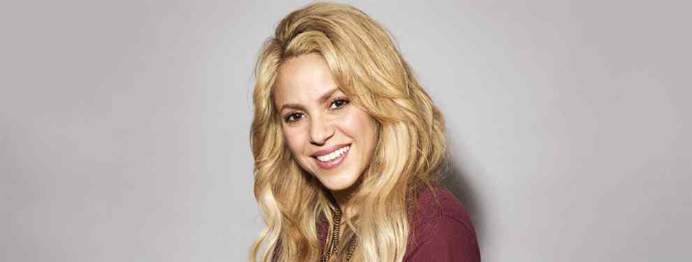 La foto más viral de Shakira sin dentadura: Así era antes de ir al dentista