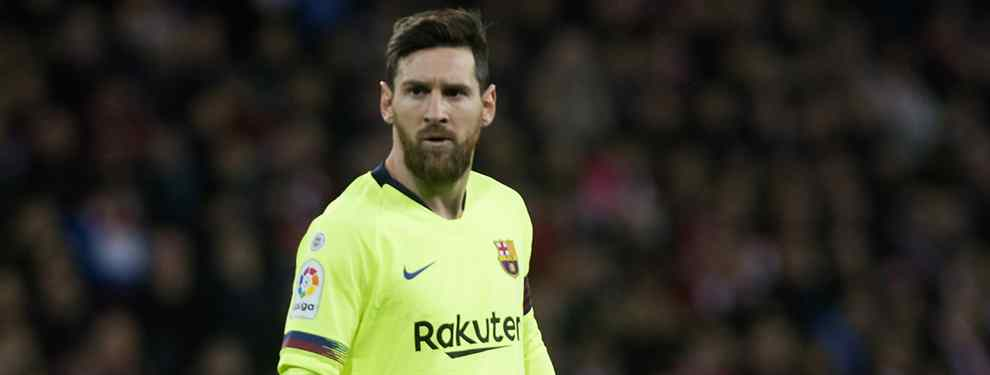 La estrella del Barça que quiere seguir en el Camp Nou (y Messi lo echa a patadas)