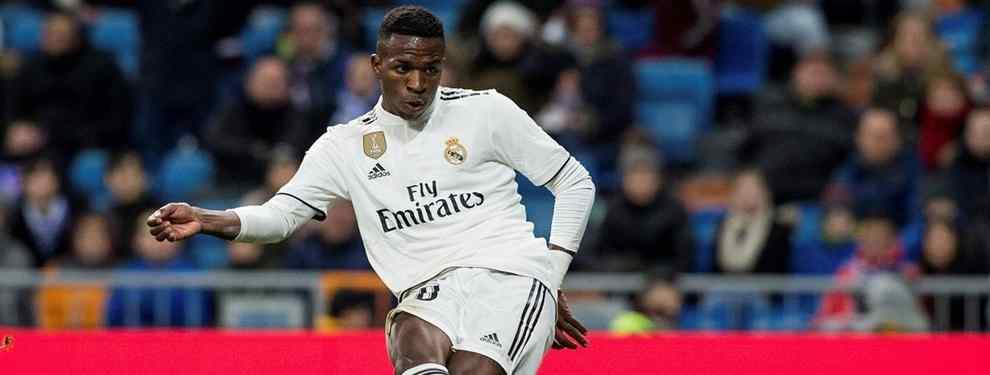 La nueva estrella en la agenda de Florentino Pérez para el Real Madrid (y es amigo de Vinicius)