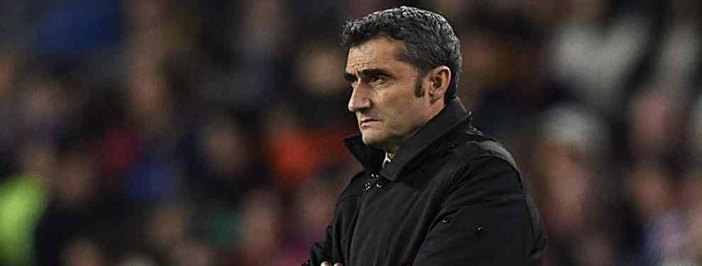 El casting en el Barça para cargarse a Valverde: el entrenador que quiere Messi