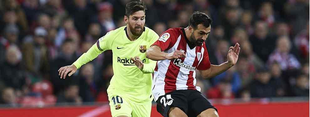 Messi manda a una estrella al Real Madrid de Florentino Pérez: el lío que hay montado en el Barça